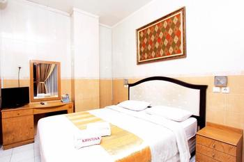 Hotel Kristina Yogyakarta - Standard Double Room Only Regular Plan