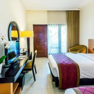 Adhi Jaya Hotel Bali - Kamar Deluxe Last Minute Promo