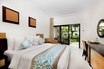 Adhi Jaya Hotel Bali - Deluxe Room Only Regular Promo