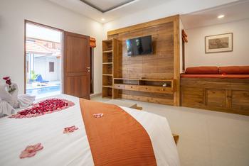 The Salila Beach Resort Seminyak Bali Bali - Deluxe Pool Room Regular Plan