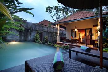 The Forest Villa Ubud Bali - One Bedroom Villa with Pool Regular Plan