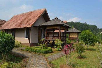 Hotel & Resort Degung Hillside Bogor - Kacapi Cottage Room Only Regular Plan