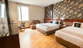 D'Sovia Hotel Bandung - Family Room Regular Plan