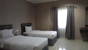 LJ Hotel Sriwijaya Medan - Deluxe Room Regular Plan