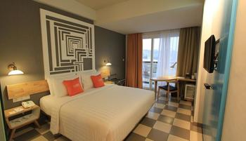 THE 101 Hotel Bogor - Deluxe Balcony Room Only Regular Plan