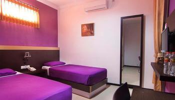 Raggea Malang - Superior Twin Bed Regular Plan