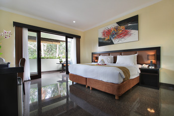 Hotel The Taman Ayu Seminyak - Deluxe Wing Room Only Promo special