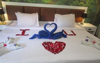 Hotel The Taman Ayu Seminyak - Deluxe Garden View - Room Only Last minute Promo