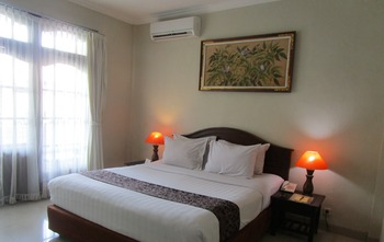 Hotel The Taman Ayu Seminyak - Kamar Superior dengan makan pagi refundable Regular Plan