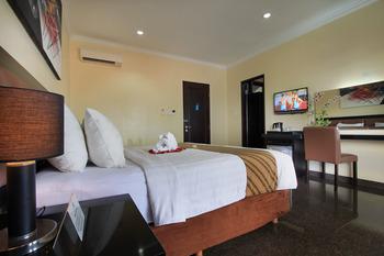 Hotel The Taman Ayu Seminyak - kamar Deluxe Wing tanpa sarapan refundable Regular Plan