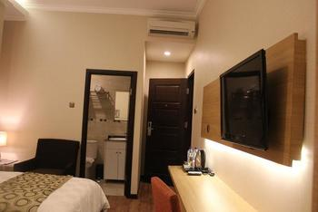 Fontana Hotel Jakarta - Deluxe Room Breakfast Include Regular Plan