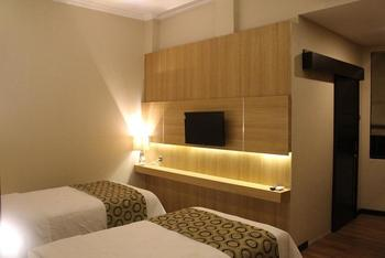 Fontana Hotel Jakarta - Deluxe Room Only Regular Plan