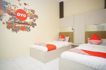 OYO 182 Nugraha Residence Palembang - Standard Twin Last