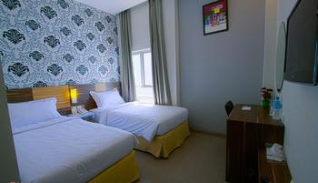 Splash Hotel Bengkulu - Superior Twin Room Only Regular Plan