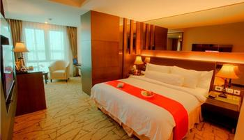 Grand Central Hotel Pekanbaru - Superior kingsize bed include breakfast Regular Plan