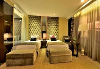 Amaroossa Grande Bekasi Bekasi - Deluxe Twin Room Only Regular Plan