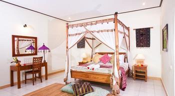 Pazzo Bali Bungalow Bali - Kamar Keluarga Regular Plan