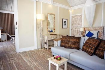 Sudamala Resort, Seraya, Flores Manggarai Barat - Family Beach Bungalow Room Only Regular Plan