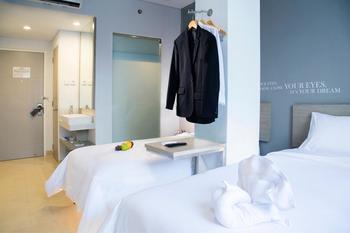 Kyriad Hotel Fatmawati Jakarta Jakarta - Deluxe Room Breakfast Hot Deal!