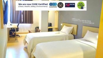 Kyriad Hotel Fatmawati Jakarta Jakarta - Grand Deluxe Room Only Area Deals