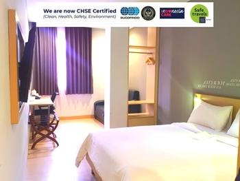 Kyriad Hotel Fatmawati Jakarta Jakarta - Grand Deluxe Room Breakfast Area Deals