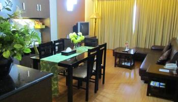 Hotel Grand Antares Medan - Suite Room Regular Plan