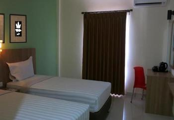 Kanasha Hotel Medan -  Kamar Deluxe Kanasha THE  BEST RATE