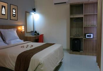 Kanasha Hotel Medan - Kamar Kanasha Premier  Promo special discount 11%