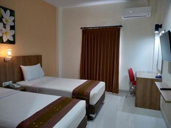 Kanasha Hotel Medan -  Kamar Deluxe Kanasha Regular Plan