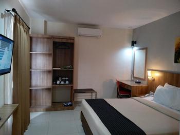 Kanasha Hotel Medan - Kamar Kanasha Premier  Regular Plan