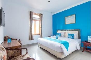 Airy Eco Raya Lembang 68 Bandung - Deluxe Double Room with Breakfast Special Promo Apr 24