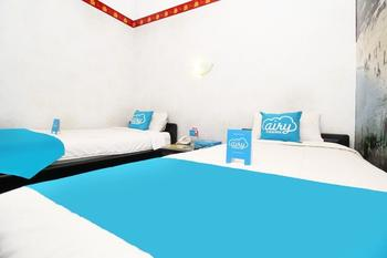 Airy Gajahmada 122 Semarang - Standard Twin Room with Breakfast Regular Plan