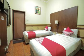 OYO 228 Hotel Lodaya Bandung - Standard Twin Pegi Pegi special promotion