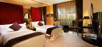 Amaroossa Bandung - Deluxe Twin Room Only Last Minute 15% Off