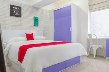 RedDoorz Apartment @ Jarrdin Cihampelas Bandung - RedDoorz Room 24 Hours Deal