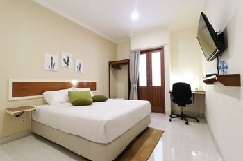 Nikara Residence Syariah Jakarta - Superior Queen Room Only NR Basic Deal 40%