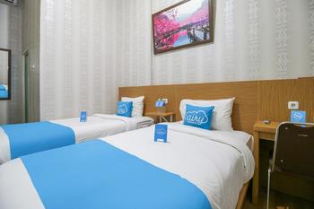 Airy Eco Ilir Timur Dua Lingkaran Satu 23 Palembang - Standard Twin Room Only Regular Plan