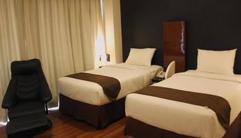 Grand Sae Boutique Hotel Solo - Deluxe - with Breakfast Promo Bebas Pegipegi