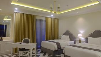 Grand Senyum Hotel Tugu Yogyakarta Yogyakarta - Grand DeluxeTwin Room Only Promo Gajian