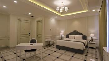 Grand Senyum Hotel Tugu Yogyakarta Yogyakarta - Grand Deluxe Double Room Only Promo Gajian