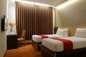 Sukajadi Hotel Bandung - Superior Double or Twin Room Only WEEKEND DEAL High Season