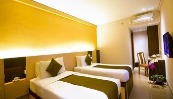 Sukajadi Hotel Bandung - Executive Double or Twin Room Only  WEEKEND DEAL