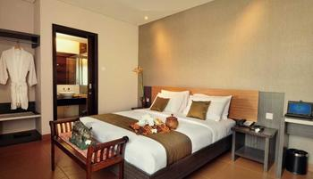 Sukajadi Hotel Bandung - Premiere Double or Twin Room Only Today's Promo