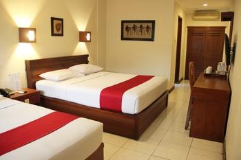 Sukajadi Hotel Bandung - Standard Triple Breakfast  WEEKDAY DEAL