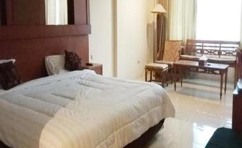 Arnes Central Hotel Bandar Lampung - Superior Twin Room Regular Plan
