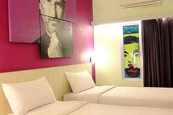 Fame Hotel Batam Batam - Superior Twin Room Only Regular Plan
