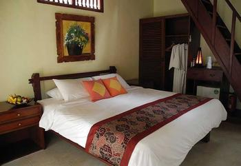 Villa Jineng Ubud Bali - Duplex Room Regular Plan