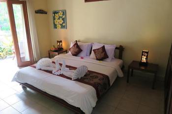 Villa Jineng Ubud Bali - Deluxe Room Regular Plan