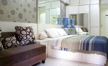 Apartemen Jakarta Kalibata City by Lin Pro Jakarta - Studio Deluxe With Pool Regular Plan