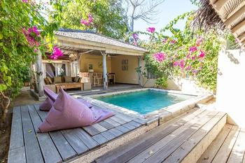 Les Villas Ottalia Gili Meno Lombok - One Bedroom Deluxe Villa  Regular Plan